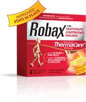Robax HeatWraps Neck & Shoulder